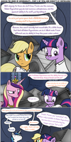 Comic: Jumping the shark of improbability (2/?) by Photonicsoup