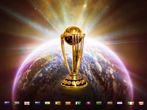 ICC World Cup 2011 by Myst076