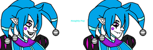 Candy pop expressions pack (re-edited) by GrimaceJester