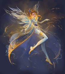 Fairy commission by opi-um