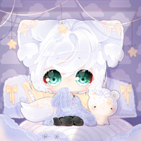 [cm] amongst the stars I am so cosy by rinihimme