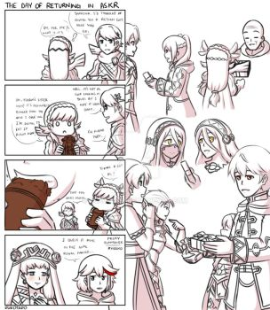 [FEH] The day of returning by Rukotaro