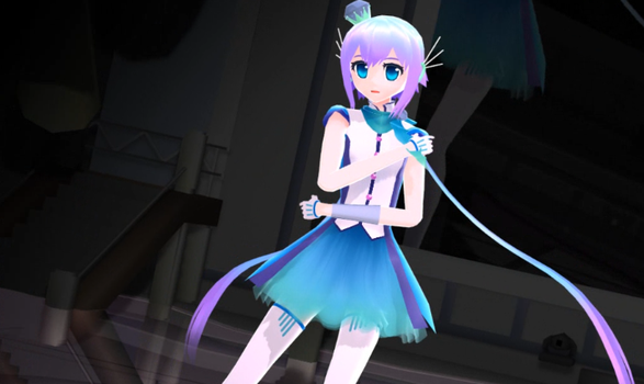MCL AOKI LAPIS -DOWNLOAD- by MMD-MCL