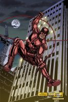 Daredevil. by Opernix
