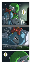 SleepTalk Pt.1 by RakkuGuy