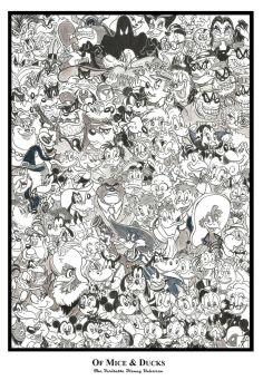 A World Of Mice And Ducks by devilkais