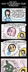 How to Nickname Your Pokemon by fish-puddle