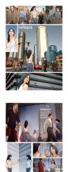 reflections, comic. by javieralcalde
