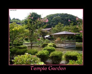 Temple Garden by Abiona