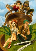 One Piece by magur