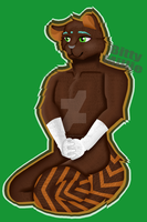 Chocolatey Squirrel!  by BittyMillie