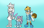 nextgen group 4-Sol dimension kids by trashcanqueen58