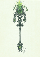 Scepter of Sargeras by CyanBerryy