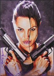 Tomb Raider 2001 by DavidDeb