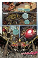 Godzilla Rulers of Earth #23 pg3 by KaijuSamurai