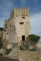 France, Roquebrune castle by elodie50a