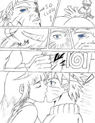 Pervy NaruHina comic 2 of 4 by davonne