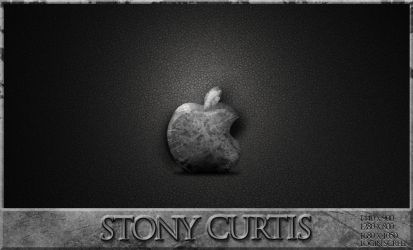 STONY CURTIS by turnpaper