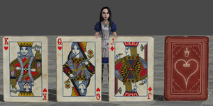 Alice Cards release by tombraider4ever