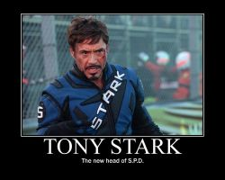 Iron Man: SPD by maybetoby