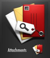 Attachments :w by apathae