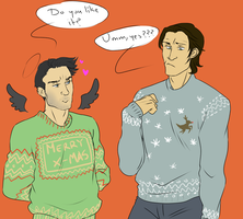 Ugly Sweaters by LOTOLLE