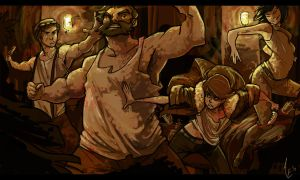 ER: Why you shouldn't hang around in bars by Turtle-Arts
