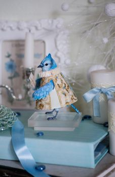 Blue Jay by LiaSelina