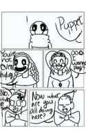 Being like You Fnaf SL Comic: Pg. 4 by UndertaleSokemo
