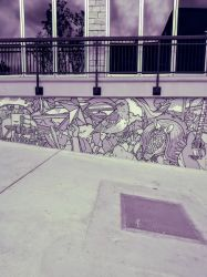 Mural 2 by dr3amca5t3r