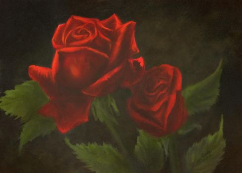 Roses by Tylene