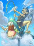 Sharpedo Fishin' by chrisTULA092