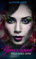 book cover on romance by CreativeParamita