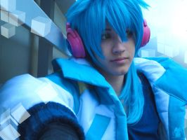 Aoba - DmmD Cosplay by Hikuja