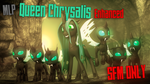 [SFM] Enhanced Queen Chrysalis by Sindroom