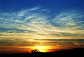 Feathering Clouds by Emz-Photography