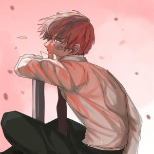 What Heroes don't do | Todoroki Shouto X Reader by Greenwolves on