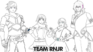 Team RNJR by The-RPKG
