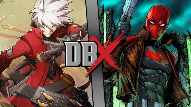 DBX Ragna the Bloodedge vs Red Hood by EpicLinkSam
