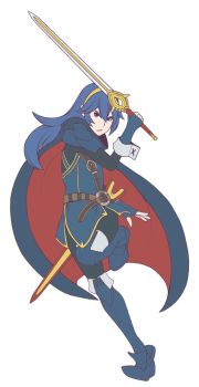 Lucina by AbyssWatchers