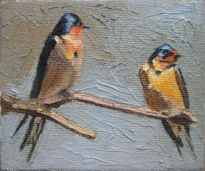 Swallows by IanBaggley