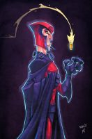 Magneto by Zatransis