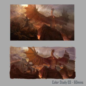 Color Study 03 - 60mins by Seivo