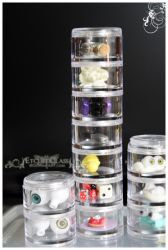 Tower of Tiny by etchedglass