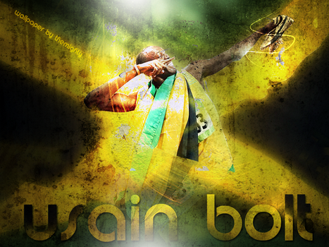 Usain Bolt by themighty