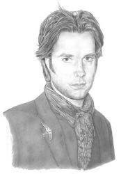 Rufus Wainwright by grohlsguitar