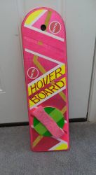 top of my back to the future 2 hoverboard by RussellMGoodwin