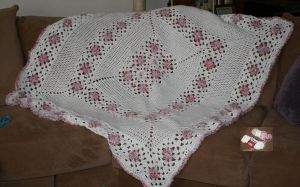 Pink_White Squares and Stripes by Hermioneann