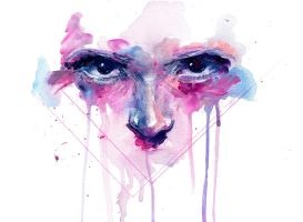 my right my faith by agnes-cecile