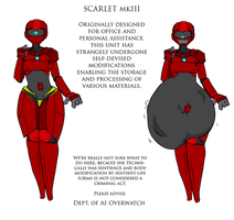Dossier: Scarlet MkIII by superspacezone